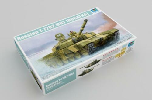 Trumpeter 09507 1/35 Russian T-72B2 Main Battle Tank (Rogatka)